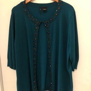 New Direction Woman cardigan/sweater 2X
